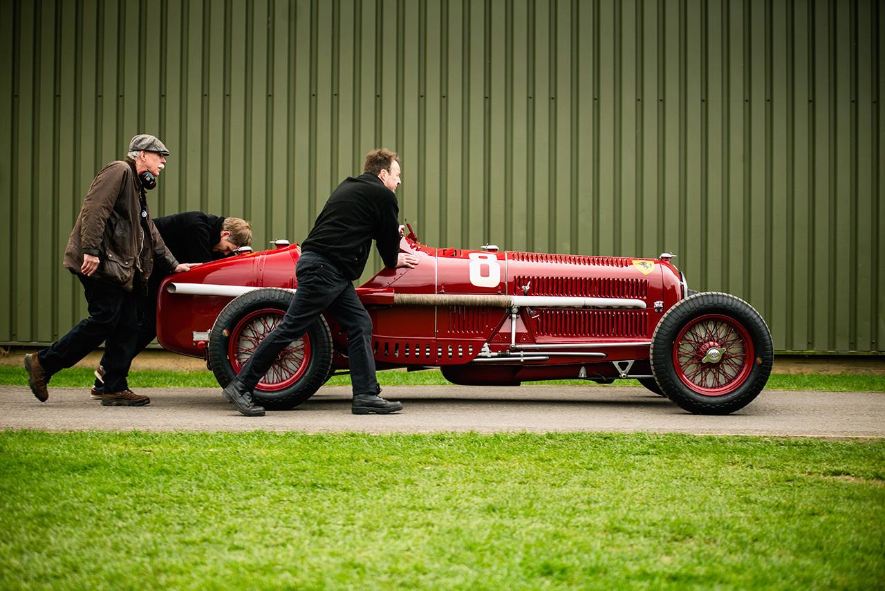 1932 Alfa Romeo Tipo-B