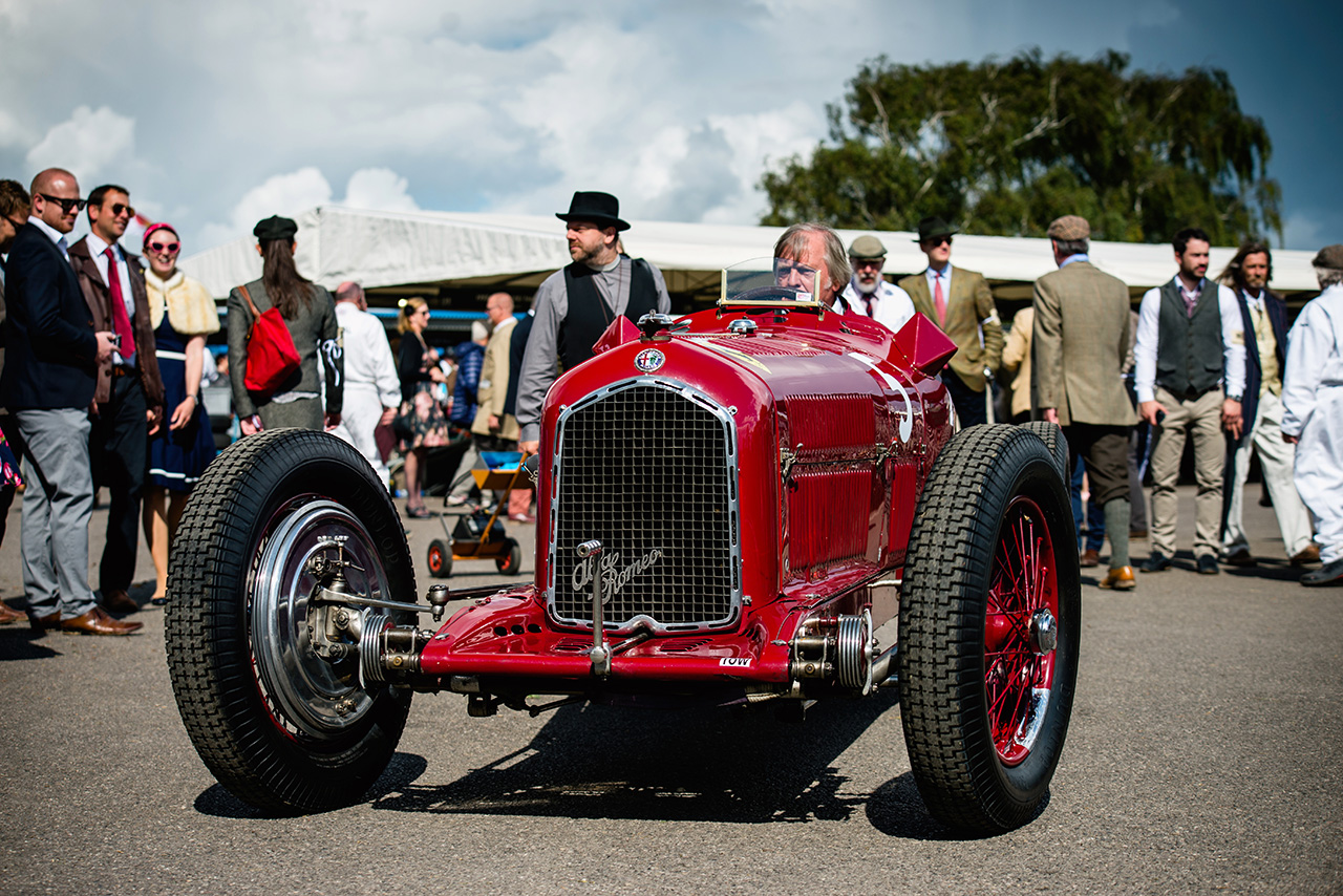 1934 Alfa Romeo Tipo-B