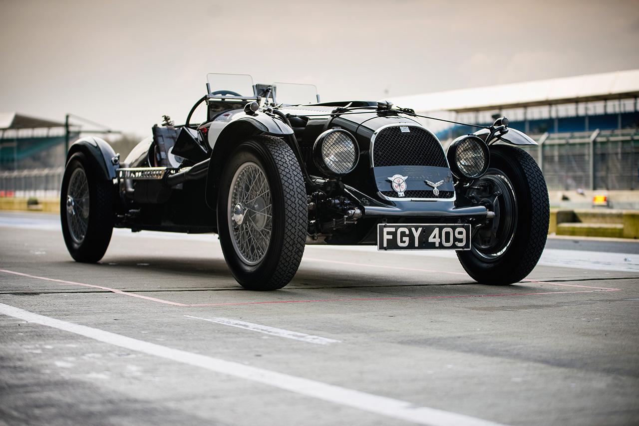 1936 Aston Martin Red Dragon