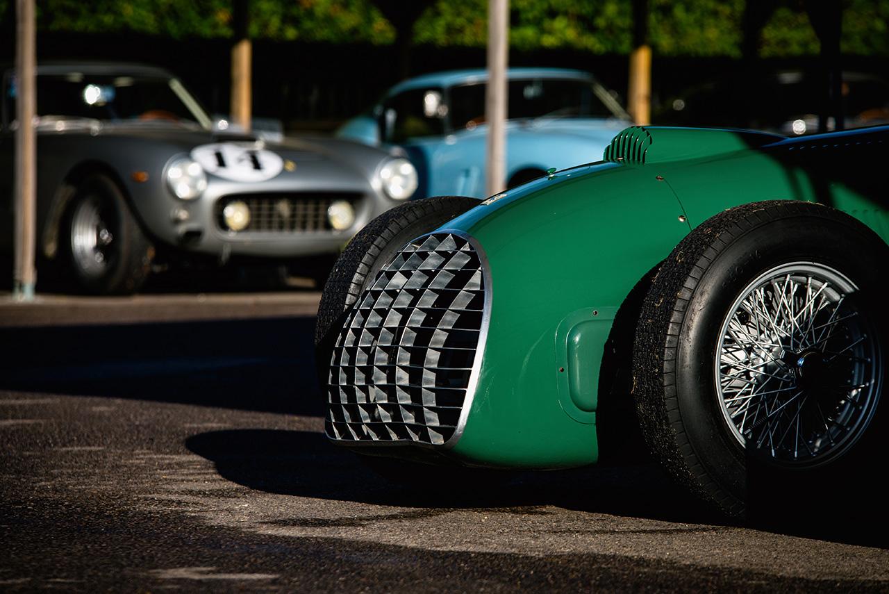 1950 Ferrari 125/166