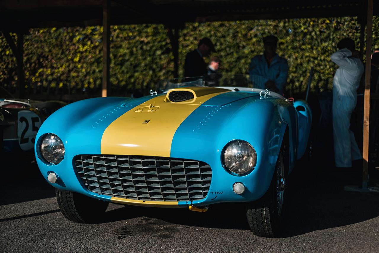 1954 Ferrari 375MM Spyder