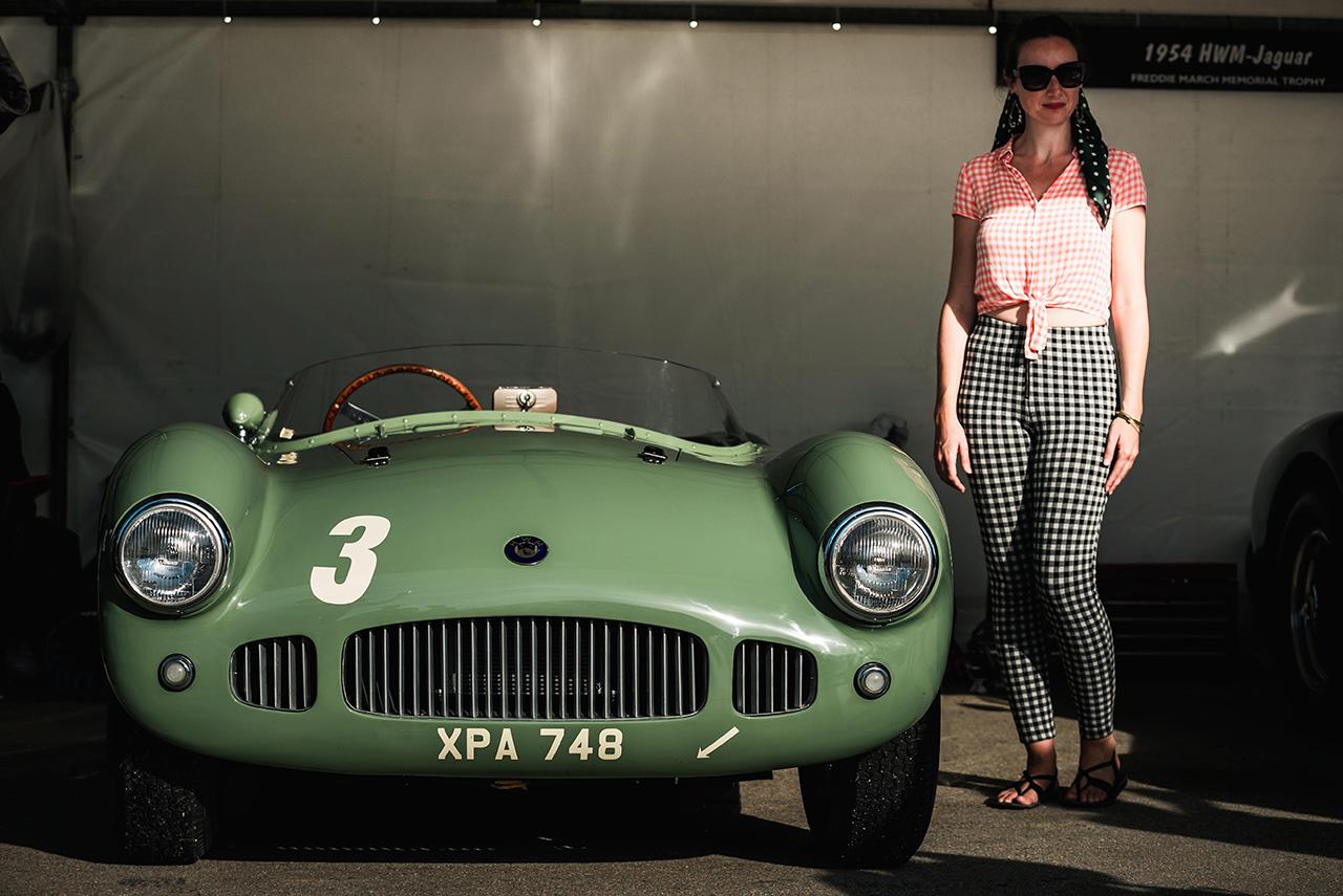 1954 HWM Jaguar