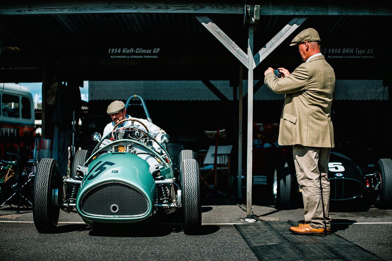 1954 Kieft Climax GP