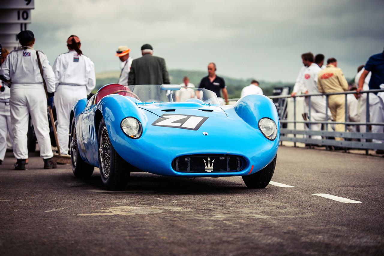 1955 Maserati 200Si