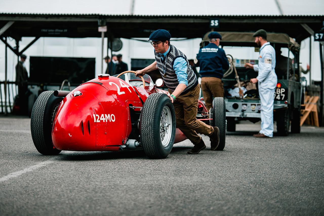 1955 Maserati 250F
