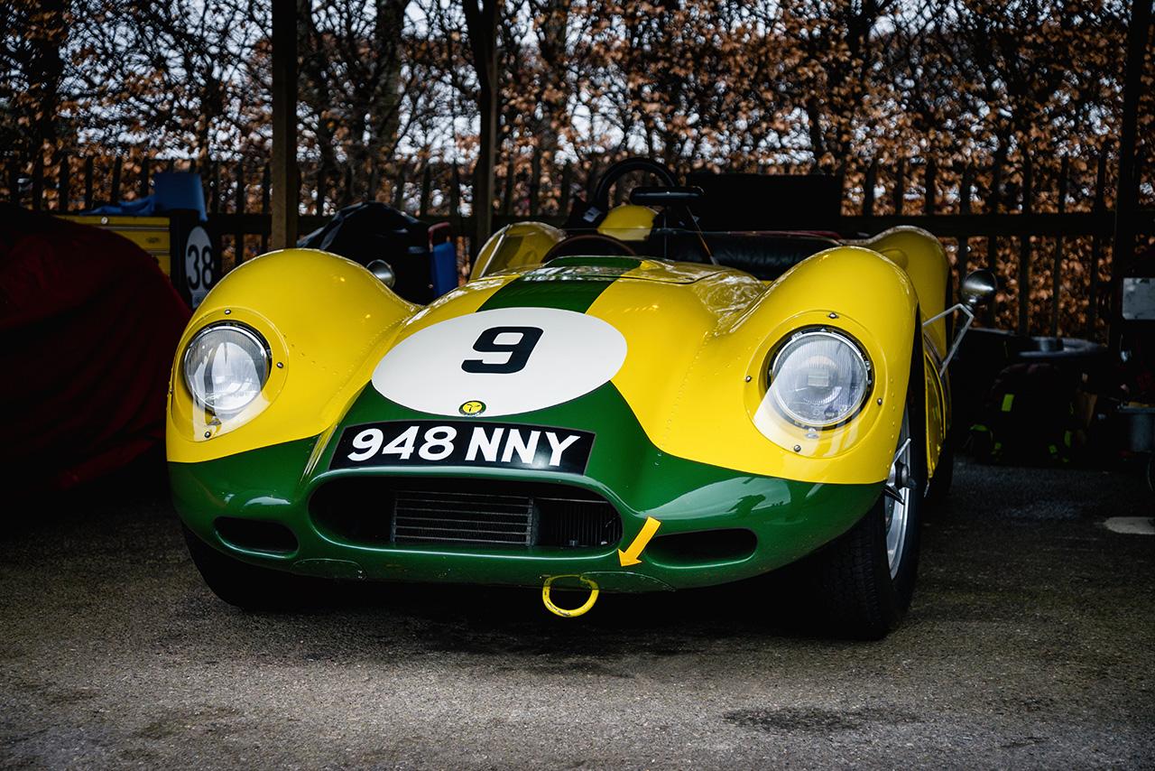 1958 Lister Jaguar Knobbly