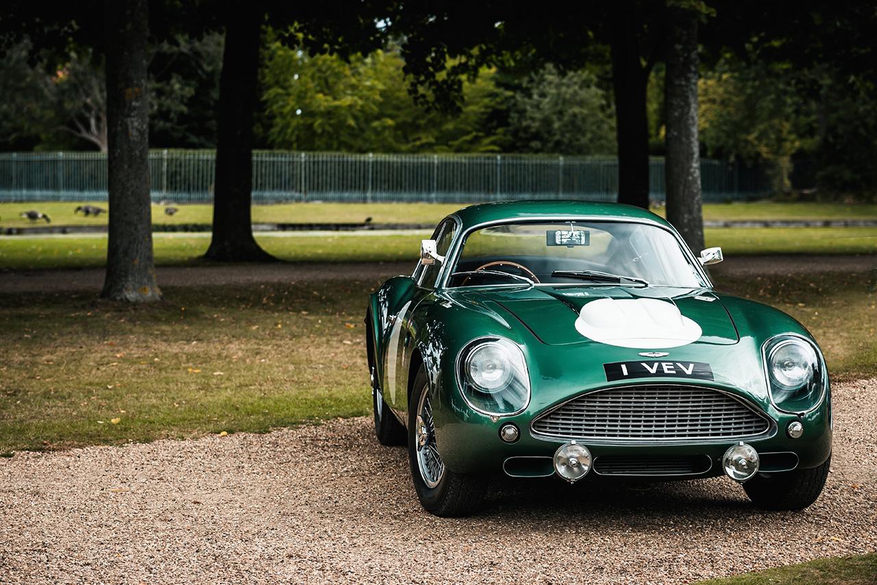 1960 Aston Martin DB4GT Zagato