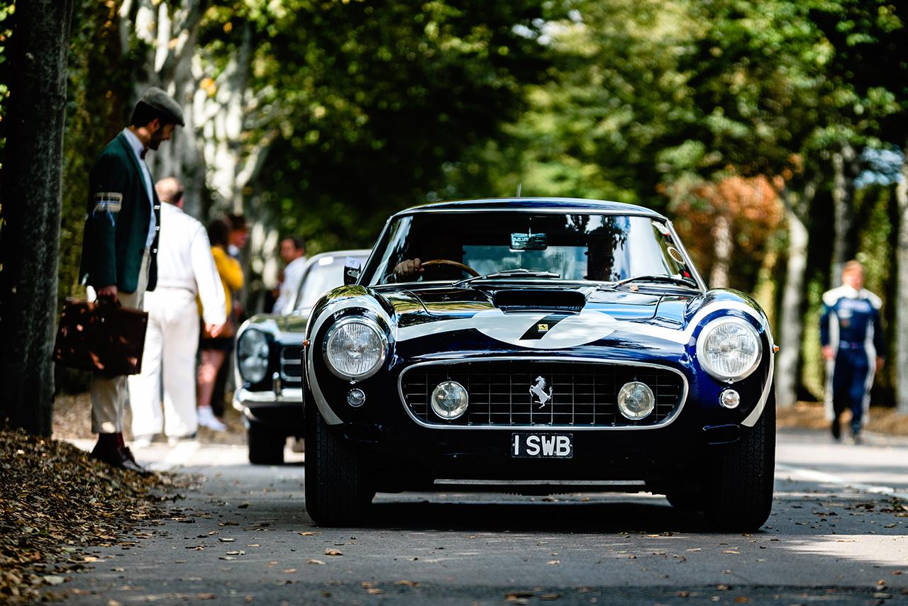 1961 Ferrari 250 GT SWBC