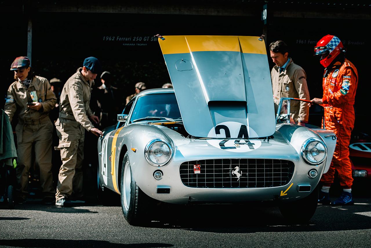 1962 Ferrari 250 GT SWBC