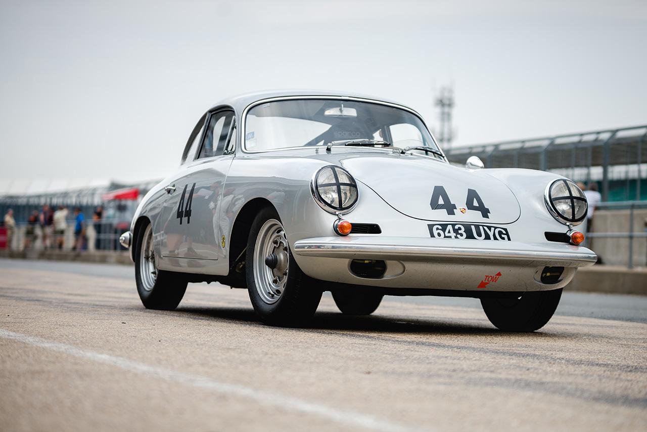 1962 Porsche 356 Coupe GT