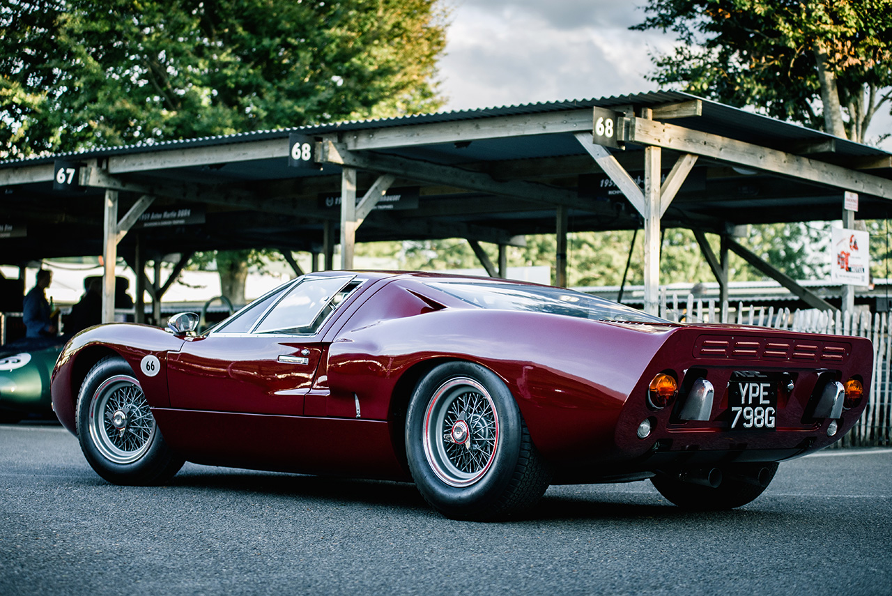 1964 Ford GT40 MkIII Road Car