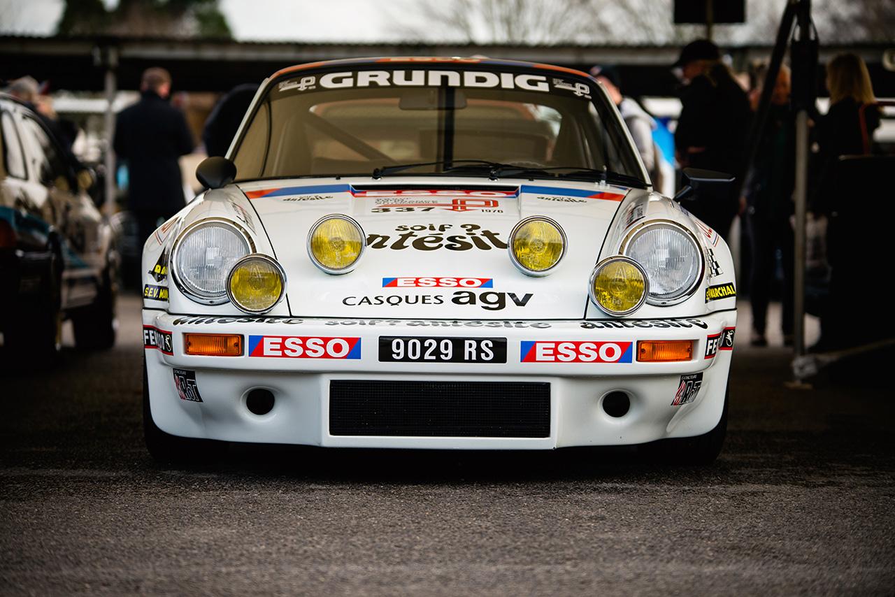 1974 Porsche 911 RS 3.0