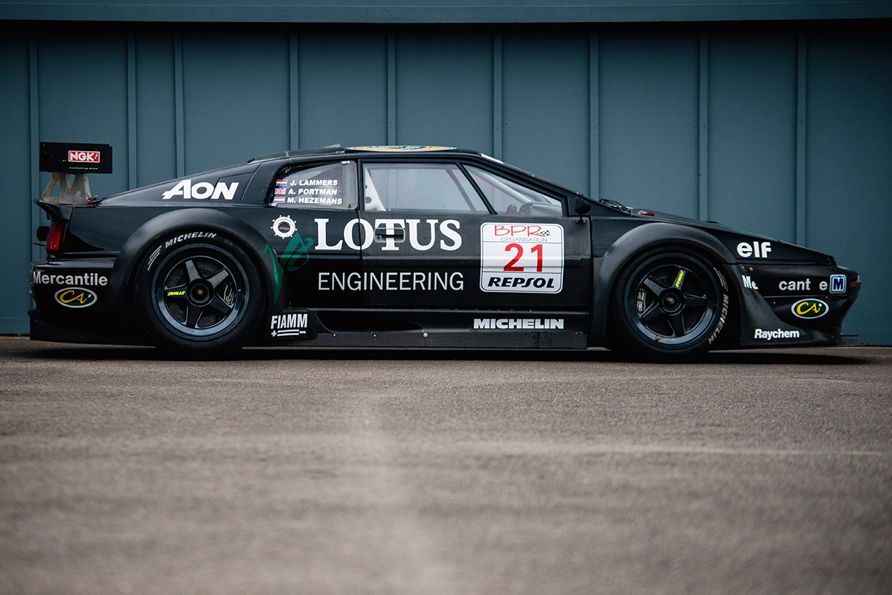 1996 Lotus Esprit GT1