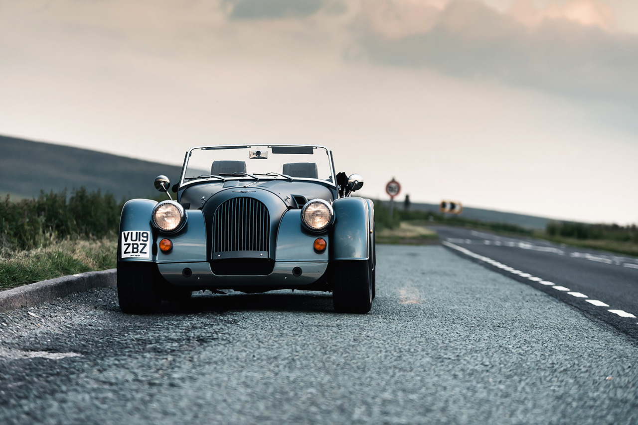 2019 Morgan Plus4 110 Works Edition