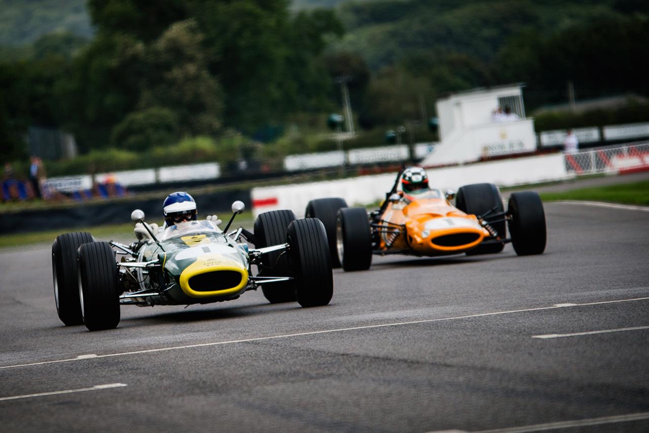 1966 Lotus BRM 43