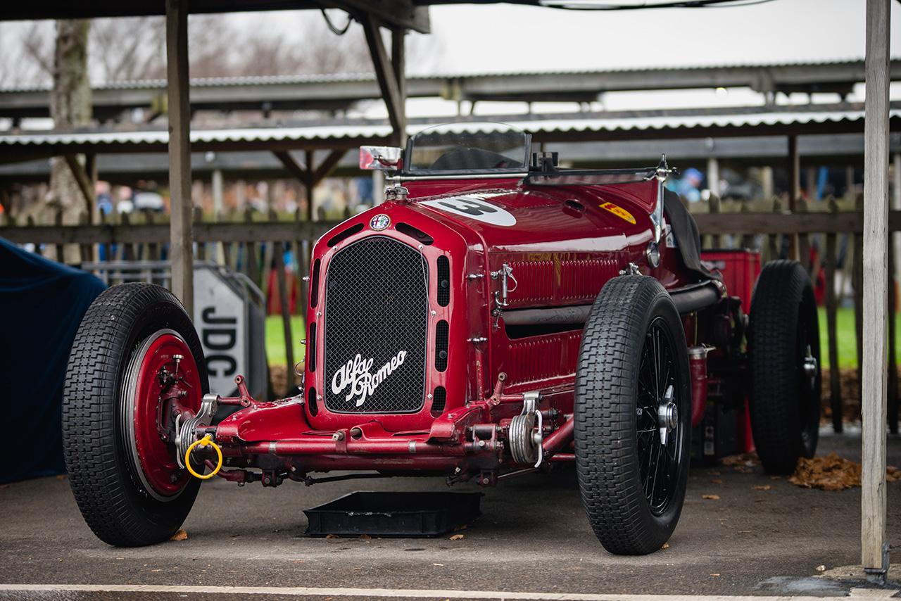 1935 Maserati 4CM