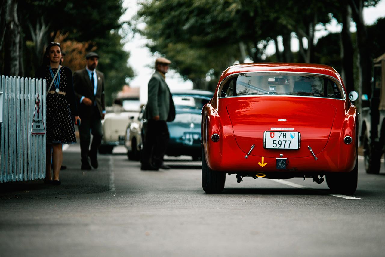 1952 Ferrari 225S Vignale Berlinetta