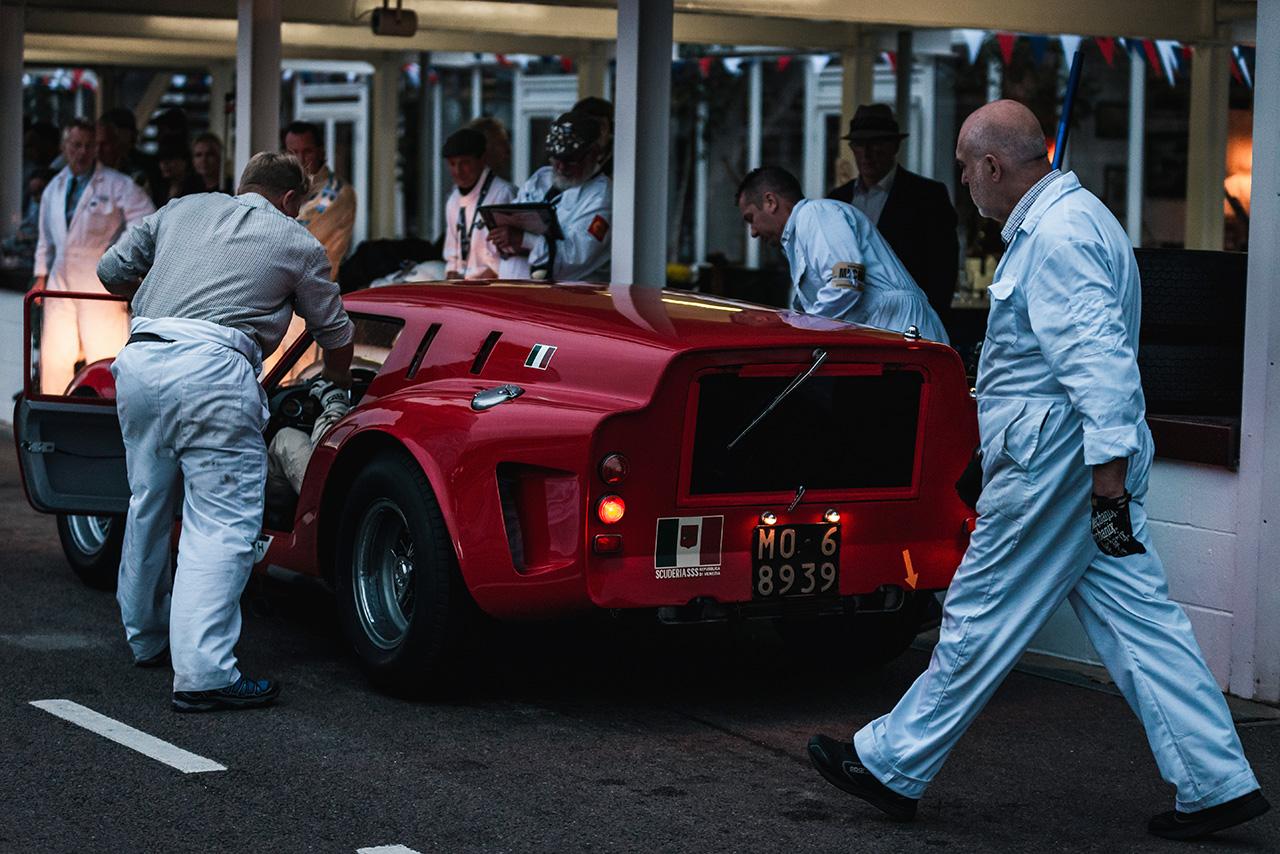 1961 Ferrari 250 SWB Breadvan