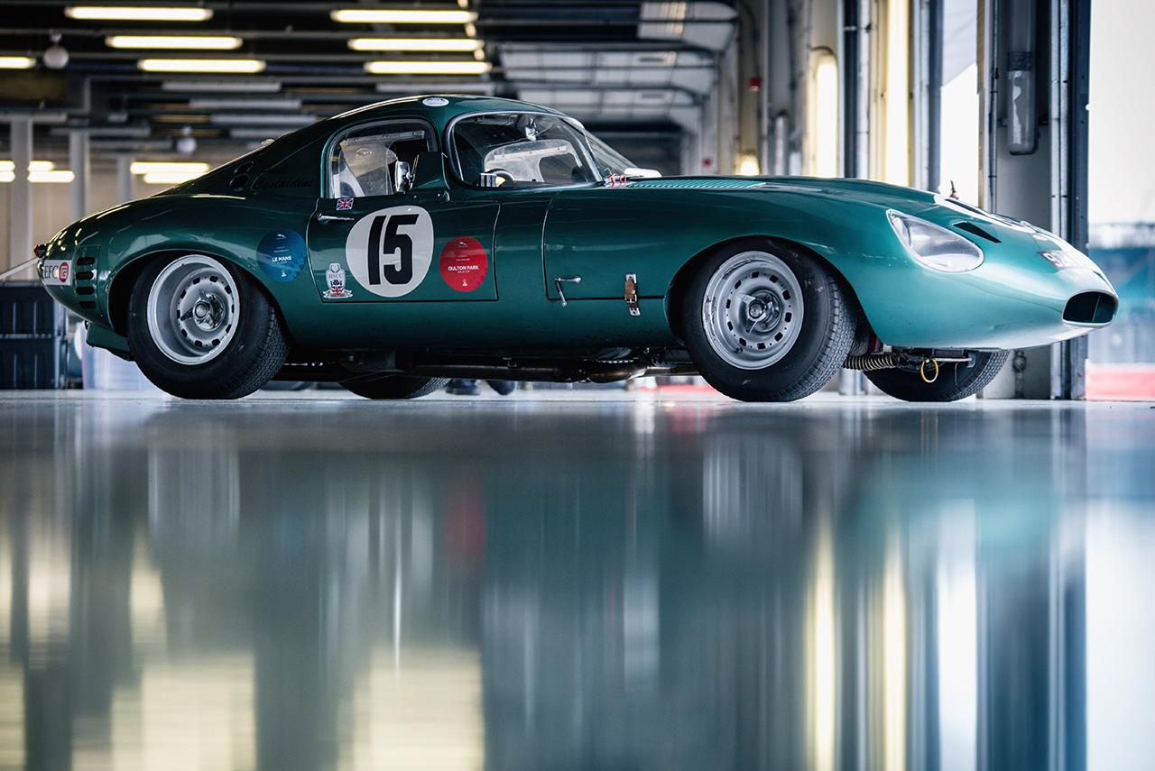 1962 Jaguar E-Type Lightweight low-drag Coupe