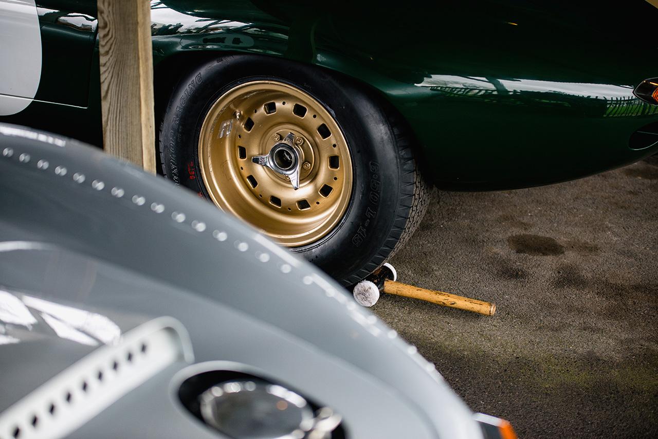 1963 Jaguar E-Type Low Drag Coupe
