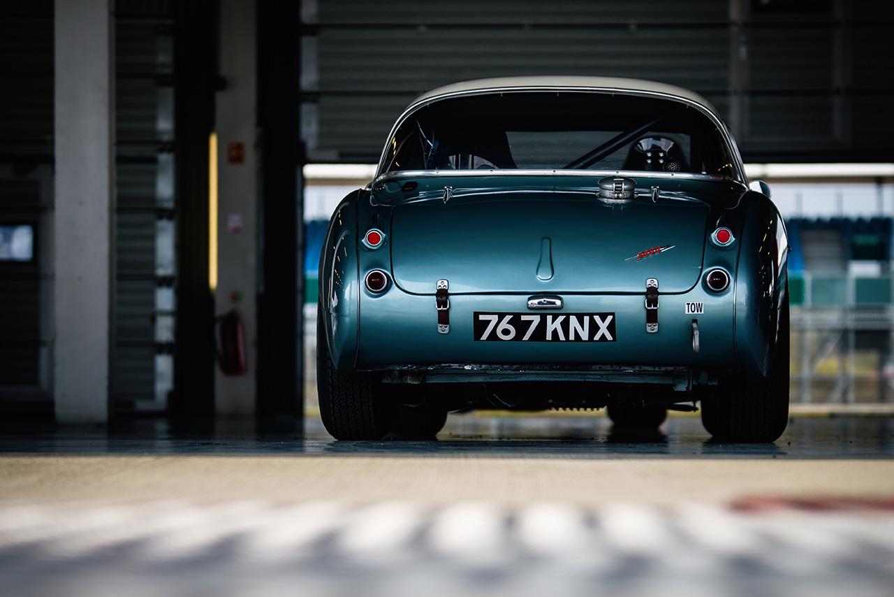 1964 Austin Healey 3000 Mk2 Lightweight Works Car