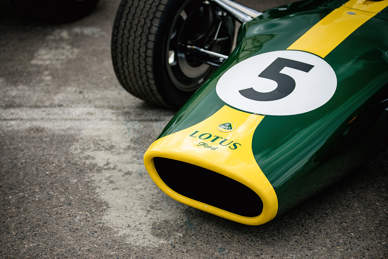 1967 Lotus 49
