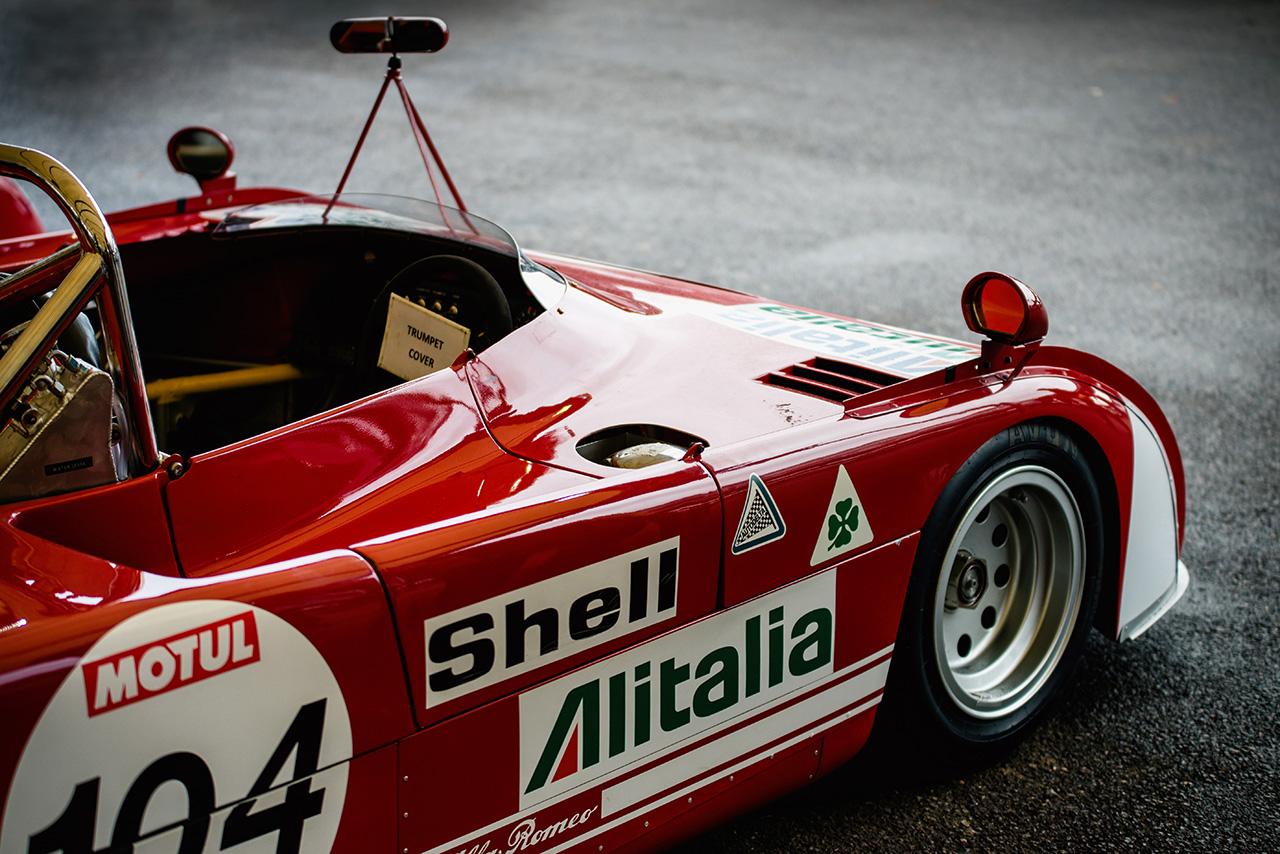 1973 Alfa Romeo Tipo 33 T12
