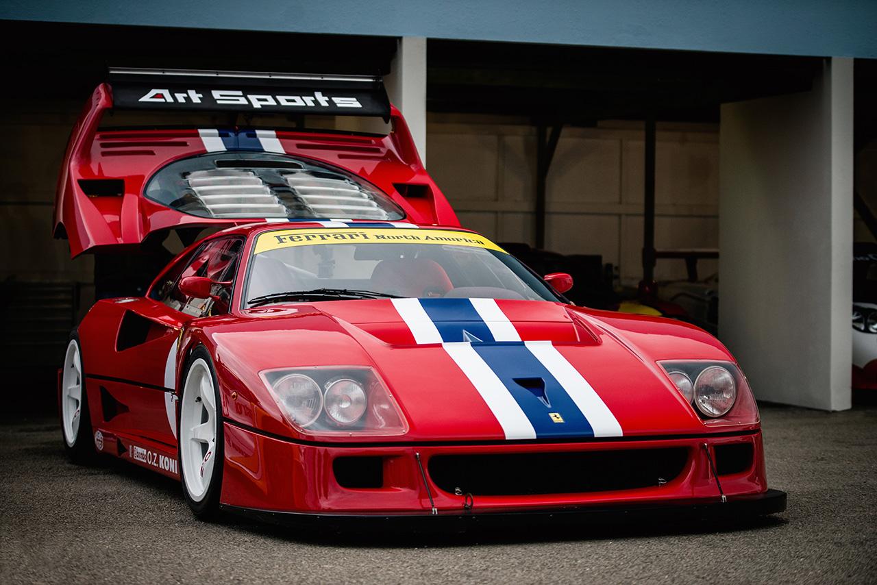 1993 Ferrari F40 LM