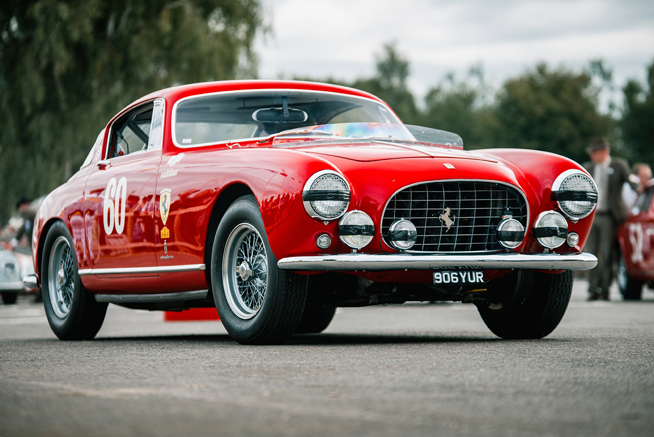 1955 Ferrari 250 GT Europa