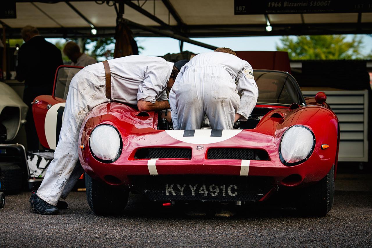 1963 Bizzarrini 5300GT