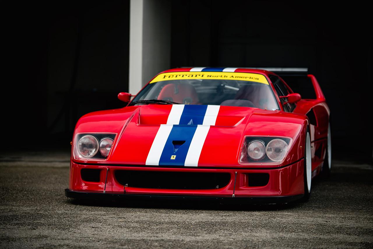 1993 Ferrari F40 LM 97893