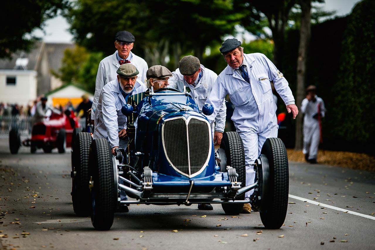 1934 Maserati 8CM Chassis 3011