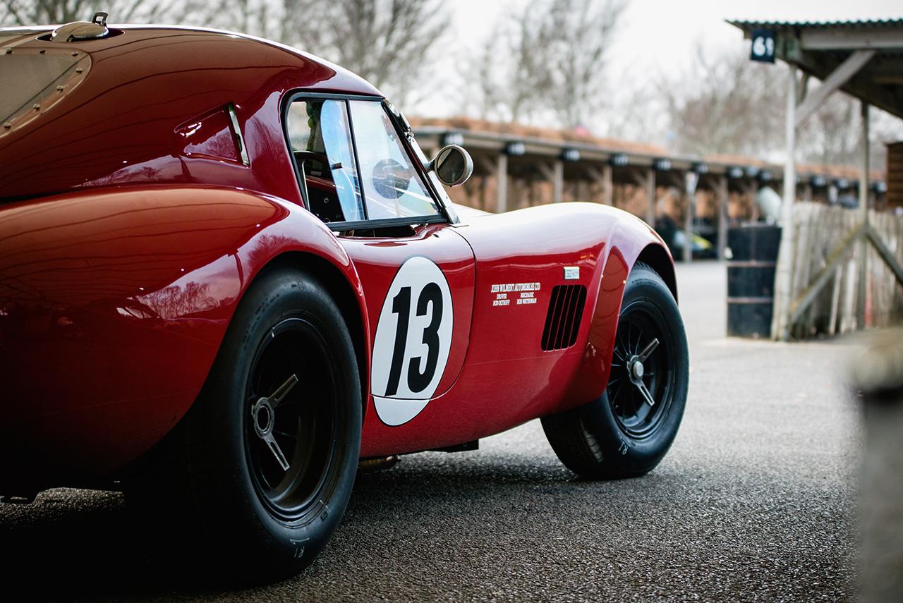 1963 AC Cobra Le Mans Coupe