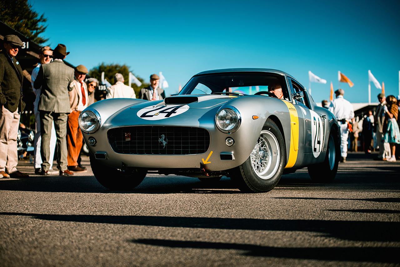 1962 Ferrari 250 GT SWB/C