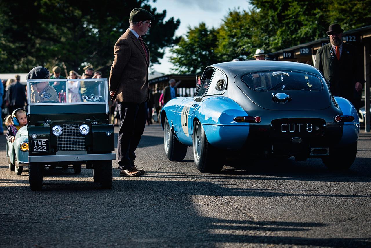 1962 Jaguar E-Type FHC