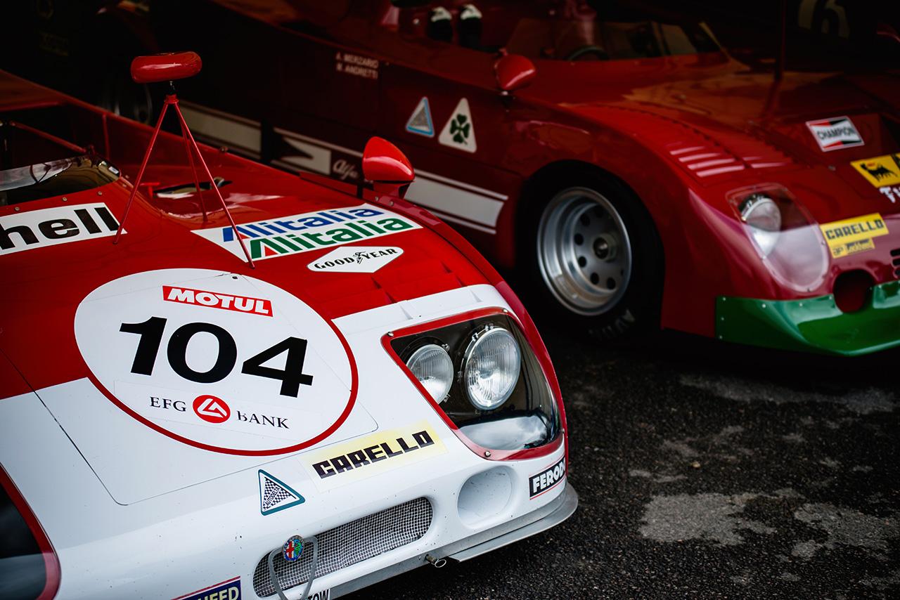 1973 Alfa Romeo Tipo 33T12