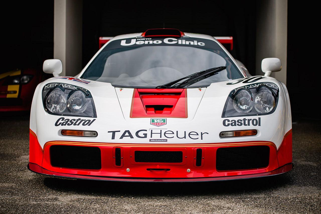 1995 McLaren F1 GTR 02R