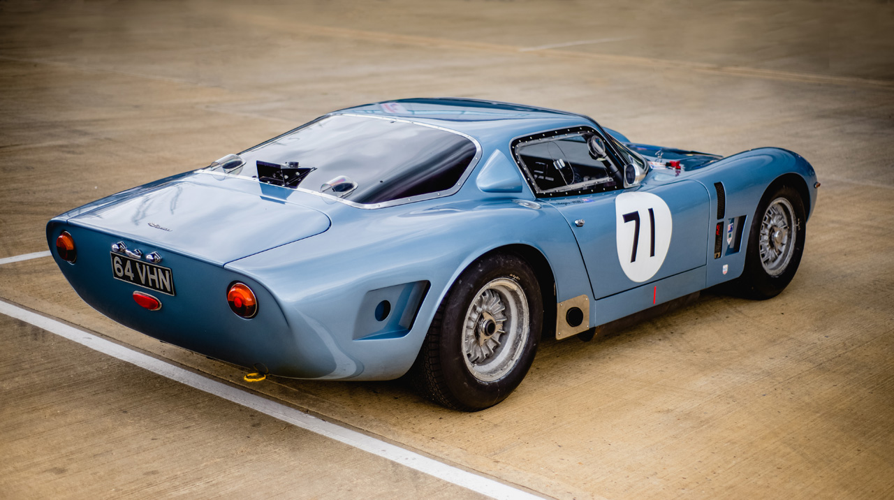 1965 Bizzarrini 5300GT