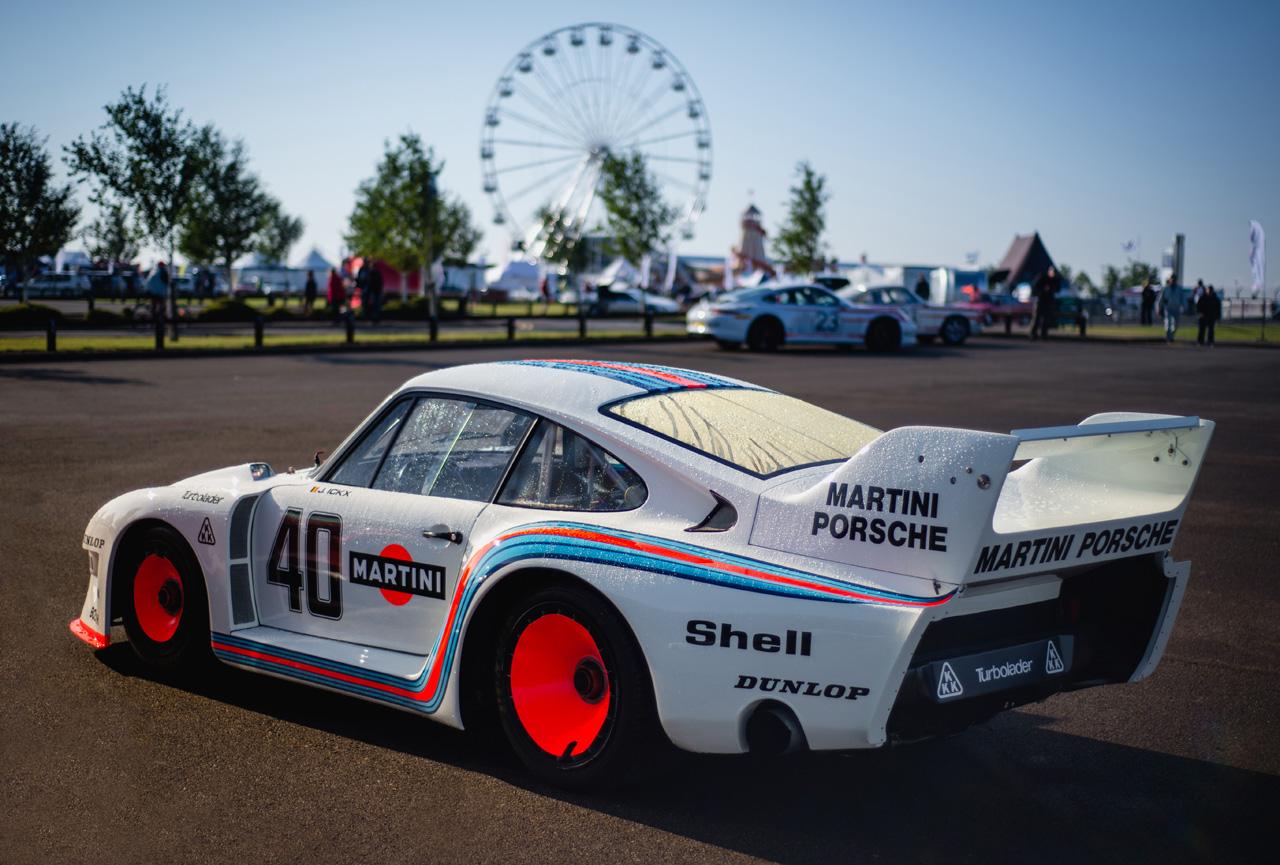 1977 Martini Porsche 935